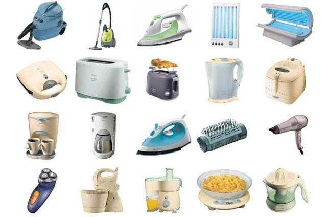 The number of Small household appliance manufacturers rapidly increase